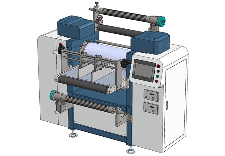 石墨烯散热膜压延机行业