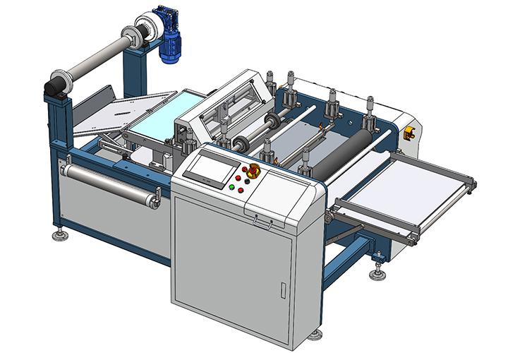硅胶切片机