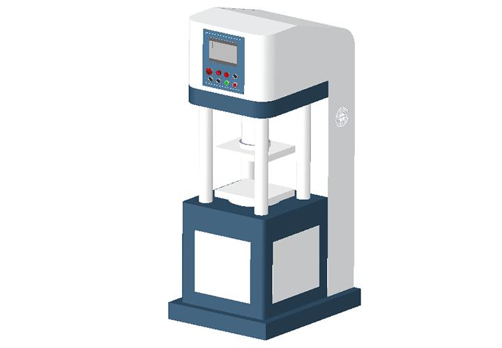 石墨烯平板压延机