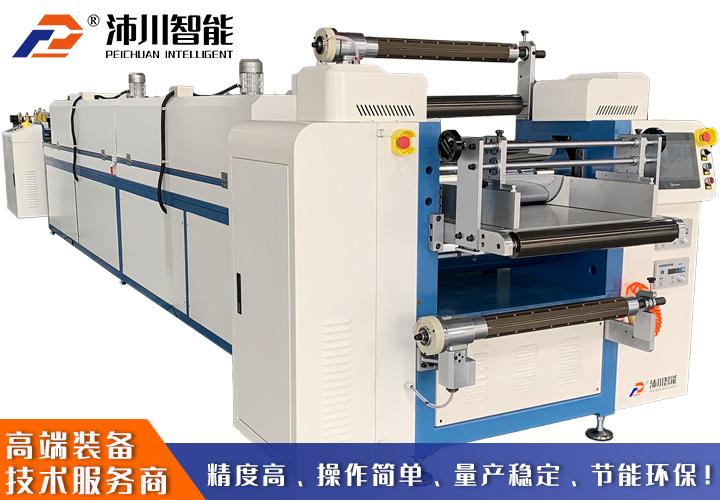 导热硅胶压延机设备生产线